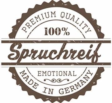 Spruchreif PREMIUM QUALITÄT 100% EMOTIONAL · Brotzeitbrett mit Messer · Brotzeitbrett mit Gravur · Holzbrett mit Messer · Geschenke für Camper · Outdoor Geschenke · Outdoor Frühstück - 4