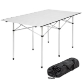 TecTake Klapptisch Campingtisch Gartentisch Campingmöbel - Diverse Modelle - (140x70x70cm (Model 401170)) - 1
