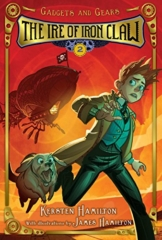 The Ire of Iron Claw: Gadgets and Gears, Book 2 (English Edition) - 1