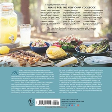 The New Camp Cookbook: Gourmet Grub for Campers, Road Trippers, and Adventurers - 2