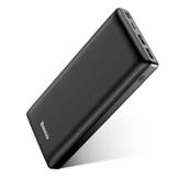 Baseus Power Bank Externer Akku 30000 mAh, USB C Schnelles Aufladen Tragbares Ladegerät für iPhone, iPad, Mac, Kompatibel mit Samsung, Huawei und mehr - 1