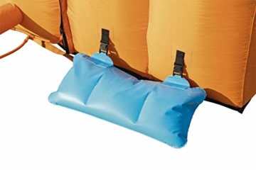 Bestway H2OGO! Wasserpark Hurricane, Planschbecken mit Wasserrutsche und Kletterwand, 420x320x260 cm - 5