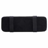 Botreelife 1 Stk. Stuhl Armpolster Memory Foam Computer Stuhl Armlehne Pedalabdeckung Geeignet zur Beruhigung von Ellbogen und Unterarmen Druckentlastung - 1