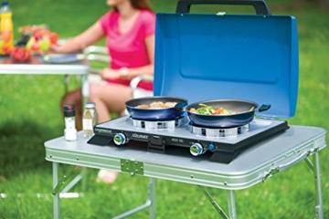 Campingaz 400 SG Campingkoche, Kompakter Outdoor Kocher Mit Windschutz, blau, S - 2
