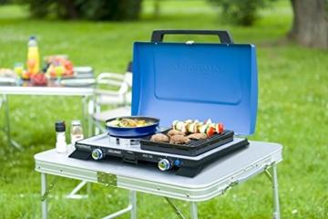 Campingaz 400 SG Campingkoche, Kompakter Outdoor Kocher Mit Windschutz, blau, S - 3