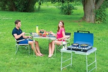 Campingaz 400 SG Campingkoche, Kompakter Outdoor Kocher Mit Windschutz, blau, S - 4