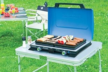 Campingaz 400 SG Campingkoche, Kompakter Outdoor Kocher Mit Windschutz, blau, S - 7