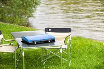 Campingaz 400 SG Campingkoche, Kompakter Outdoor Kocher Mit Windschutz, blau, S - 9