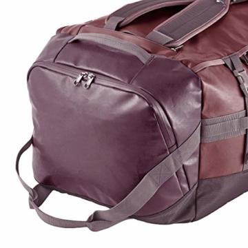 Eagle Creek Cargo Hauler - superleichte Reisetasche mit Rollen und Rucksacktragegurten mit 110 L Volumen I passend für Reisen von 1-2 Wochen I abrieb- & wasserbeständiges Gewebe, Earth Red - 5