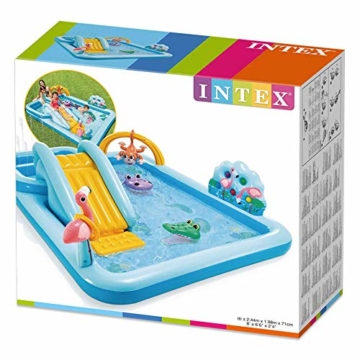 Intex Jungle Adventure Play Center Spielcenter, Multi Color - 5