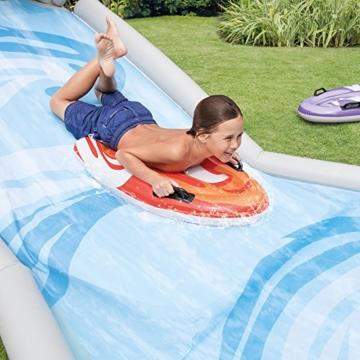 Intex Surf 'N Slide - Kinder Aufstellpool - Planschbecken - 442 x 168 x 163 cm - Für 6+ Jahre - 5