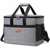 Lifewit 30L Kühltasche Picknicktasche Lunchtasche Mittagessen Tasche Thermotasche Isoliertasche für Lebensmitteltransport - 1