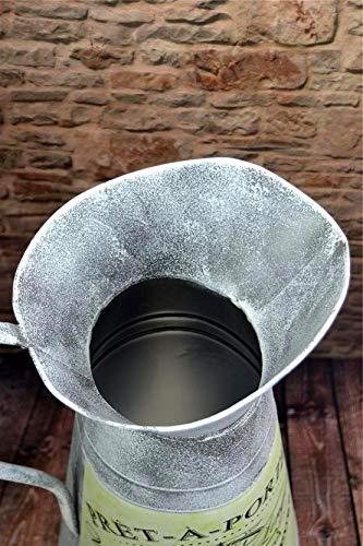 Livitat® Regenschirmständer 58 x 28 cm Schirmständer Landhaus Vintage Blech Metall LV5096 - 3