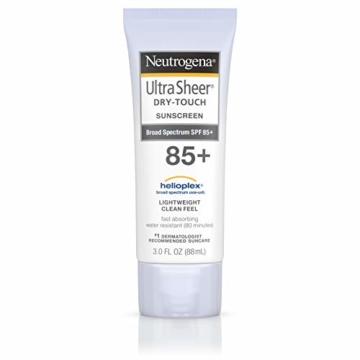 Neutrogena Ultra Sheer Dry-Touch Sunblock, Spf 85-88 ml (Sonnenschutz) - 1