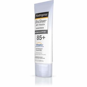 Neutrogena Ultra Sheer Dry-Touch Sunblock, Spf 85-88 ml (Sonnenschutz) - 2