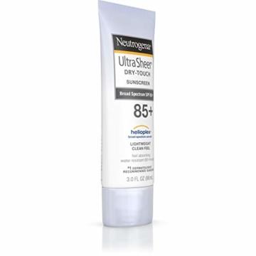 Neutrogena Ultra Sheer Dry-Touch Sunblock, Spf 85-88 ml (Sonnenschutz) - 6
