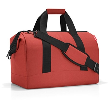 Reisenthel Allrounder Travelling Polyester Reisetaschen, Rot (Russet), 30 L - 1