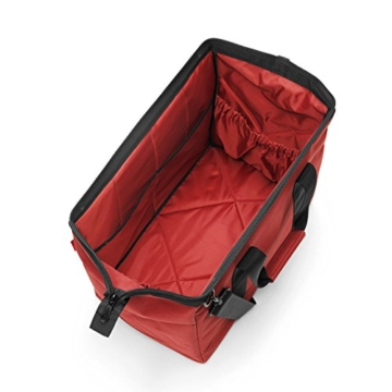 Reisenthel Allrounder Travelling Polyester Reisetaschen, Rot (Russet), 30 L - 2