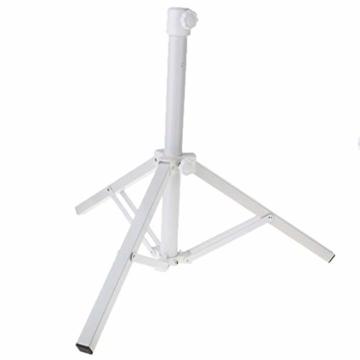 Stahl Sonnenschirmhalter Balkonschirmständer Schirmständer Sonnenschirmständer für 22-25 mm Stangen - 1