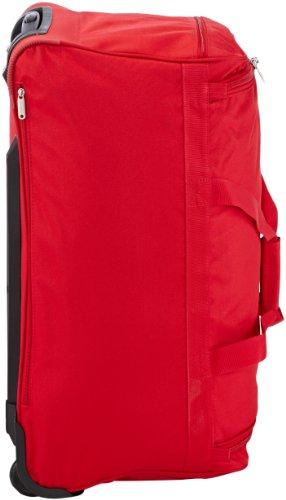 Travelite 2-Rad Trolley Reisetasche, Gepäck Serie ORLANDO: Klassische Weichgepäck Reisetasche mit Rollen im zeitlosen Design, 098481-10, 73 Liter, 2,7 kg, rot - 3