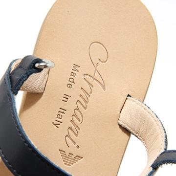 1370L Infradito Sandali Bimba Blu Armani Scarpe ciabatte Flips-Flops Sandals Kids [32] - 2