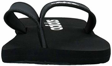 adidas Herren Eezay Flip Flop Gymnastikschuh, Core Schwarz/Ftwr Weiß/Core Schwarz, 46 EU - 3