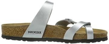 Birkenstock Mayari Silver 0071083, Flips flops, Damen, 41 - 10