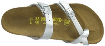 Birkenstock Mayari Silver 0071083, Flips flops, Damen, 41 - 11