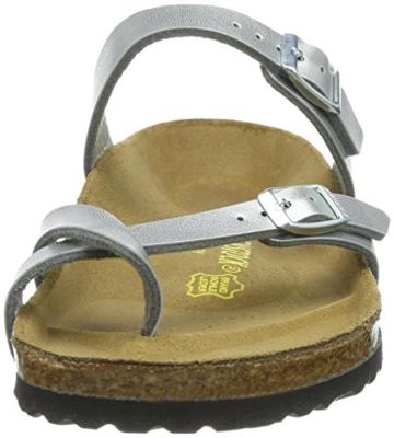 Birkenstock Mayari Silver 0071083, Flips flops, Damen, 41 - 3
