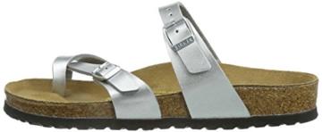 Birkenstock Mayari Silver 0071083, Flips flops, Damen, 41 - 8