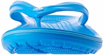 crocs Unisex-Erwachsene Crocband Flip Flop Zehentrenner, Blau (Ocean/Electric Blue), 41/42 EU - 2