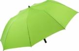 FARE Reise-Sonnenschirm Travelmate Camper UV Schutz 50+ TÜV-Zertifikat für Koffer Flugzeug Camping Balkon Strand Garten (Grasgrün) - 1