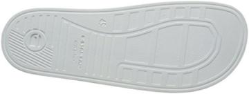 G-STAR RAW Herren Cart Slide Ii Sandalen, Schwarz (White 110), 46 EU - 6
