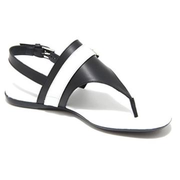 Hogan 7964I Infradito Donna Nero Valencia Scarpe Shoes Flips-Flops Shoes Women [36.5] - 3