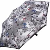 Knirps Regenschirm Slim Duomatic - klein und leicht mit Auf-Zu Automatik (Japan) - 1