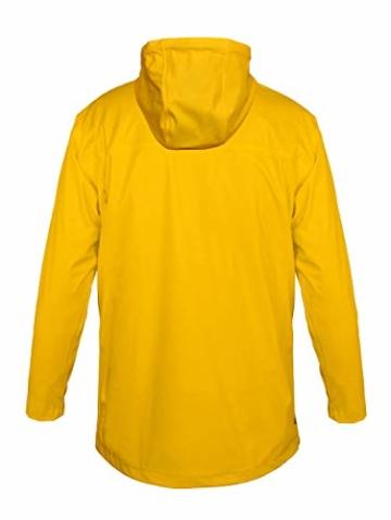 MADSea Herren Regenjacke Friesennerz Gelb, Farbe:gelb, Größe:5XL - 3