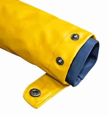MADSea Herren Regenjacke Friesennerz Gelb, Farbe:gelb, Größe:5XL - 4