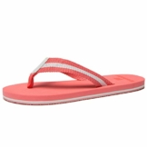 NewDenBer NDB Classic Plush Daman Flip Flips (38 EU, Rosa Pink) - 1