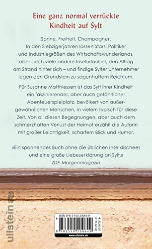Ozelot und Friesennerz: Roman einer Sylter Kindheit - 3
