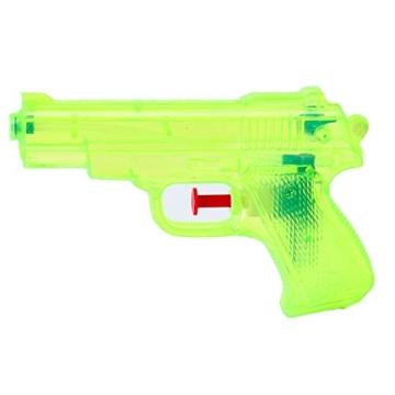 TE-Trend 6 Stück Wasserpistolen Spritzpistolen Set 13 cm Kindergeburtstag Party Mitgebsel - 3