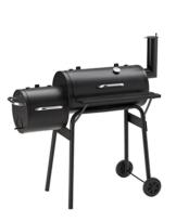 GrillChef Smoker Tennessee 100, schwarz - 1