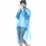 mayan Regenmantel Für Erwachsene, Wanderregenmantel Für Reisen Im Freien, Tragbare Ausrüstung, 10 Stück - 1