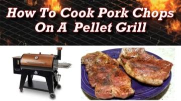 Pellet Smoker Grill - 10