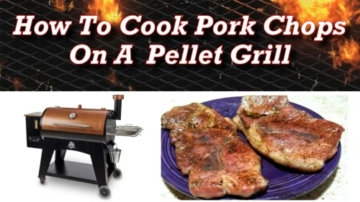 Pellet Smoker Grill - 11