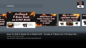 Pellet Smoker Grill - 4