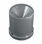 POPP POPE700168 Z-Rain Regensensor Regenmesser, 1.5 V, Grau, 15.5 x 14.1 x 13.8 cm - 1