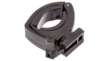 SIGMA SPORT Unisex– Erwachsene 17520 Universalhalterung, schwarz, 10 x 5 x 3 cm - 1