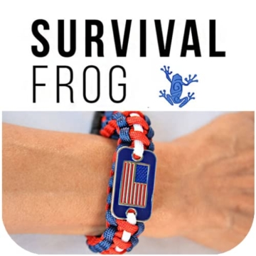 Survival Frog - The Ultimate Survival Kit - Solar Lantern and More - 1