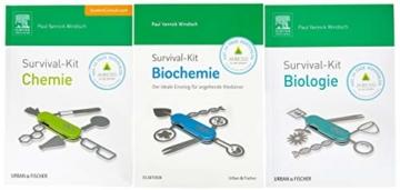 Survival-Kit Set Biochemie, Biologie und Chemie - 1