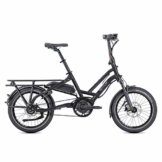 "Tern Unisex Fahrrad HSD S8i E-Bike Lastenrad, 20"", Schwarz, 021222 - 1"